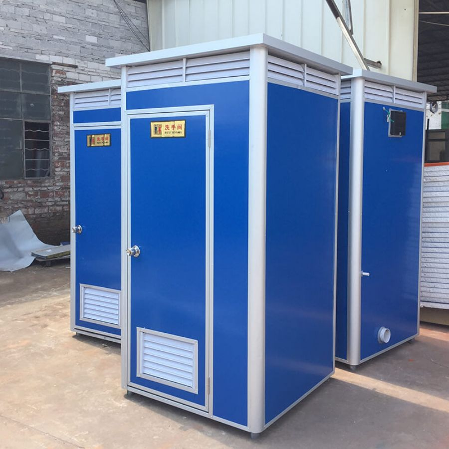 EPS Mobile Toilet