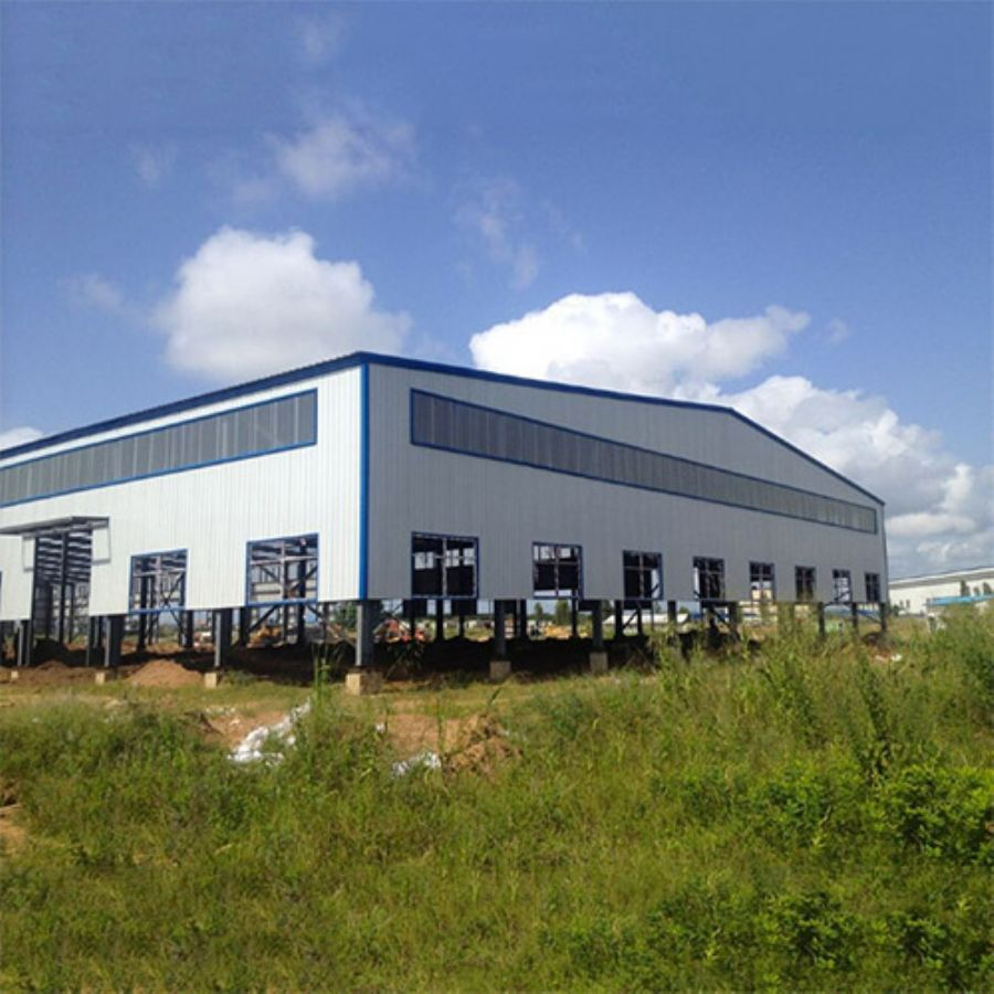 Steel Prefab Warehou