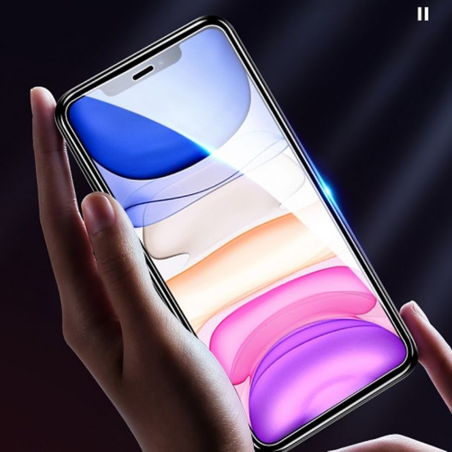 Nano TPU Watch Screen Protector
