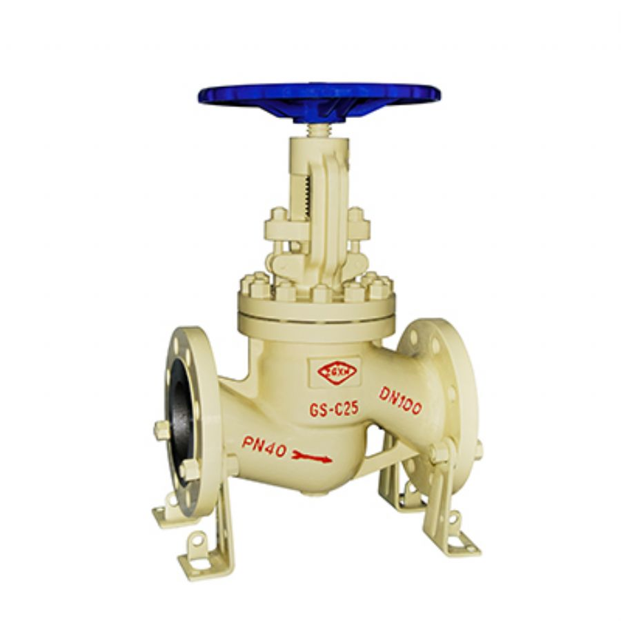 Cast Steel Globe Valves