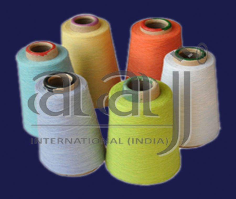BLENDED YARN POLYEST