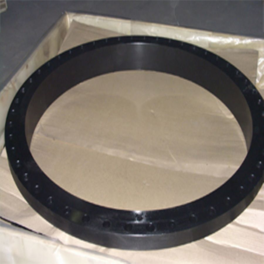 Ring Flange  Carbon