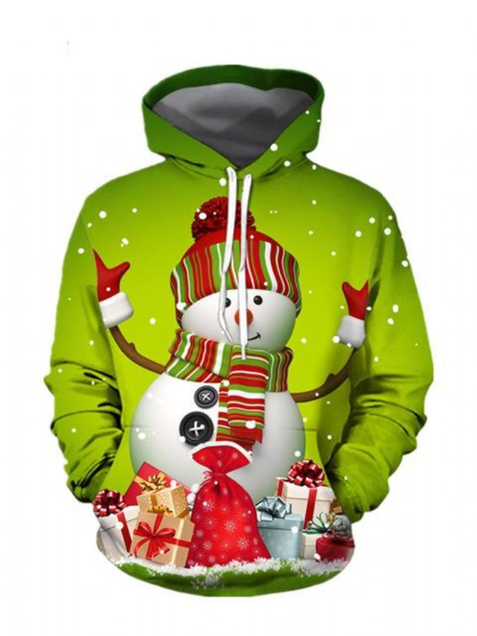CHRISTMAS 3D SWEATER