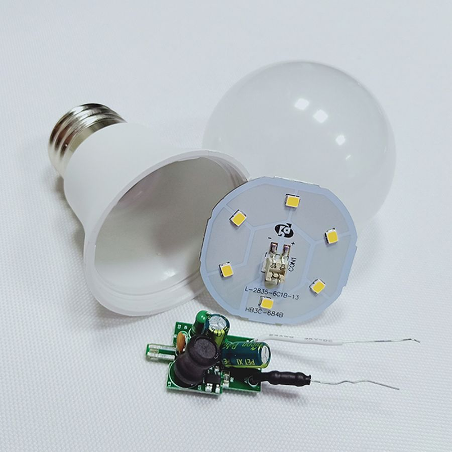 LED Light Bulb A60 S