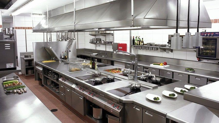 Endüstriyel Mutfak S