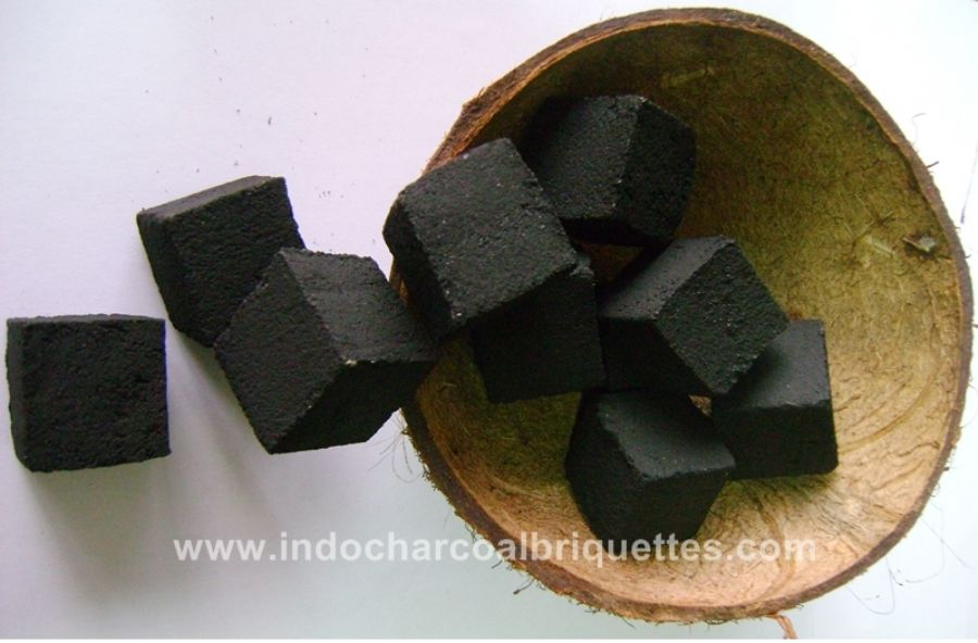 Coconut Shell Charco