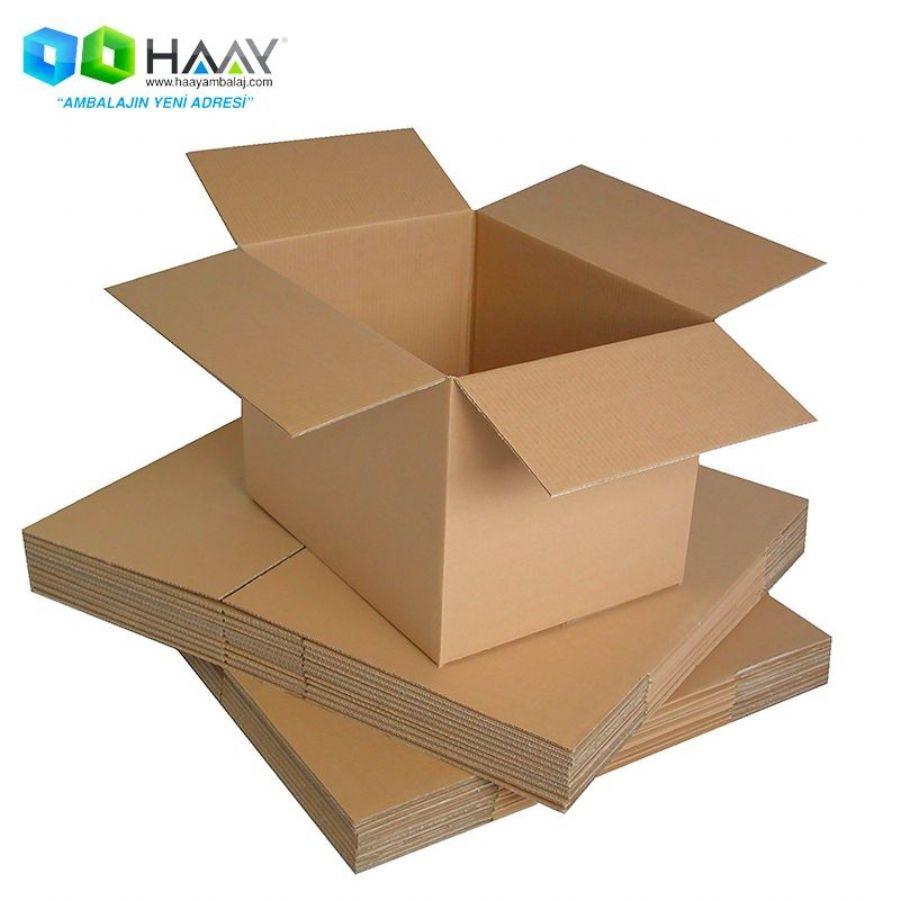 Çift Oluklu A-Box Koli