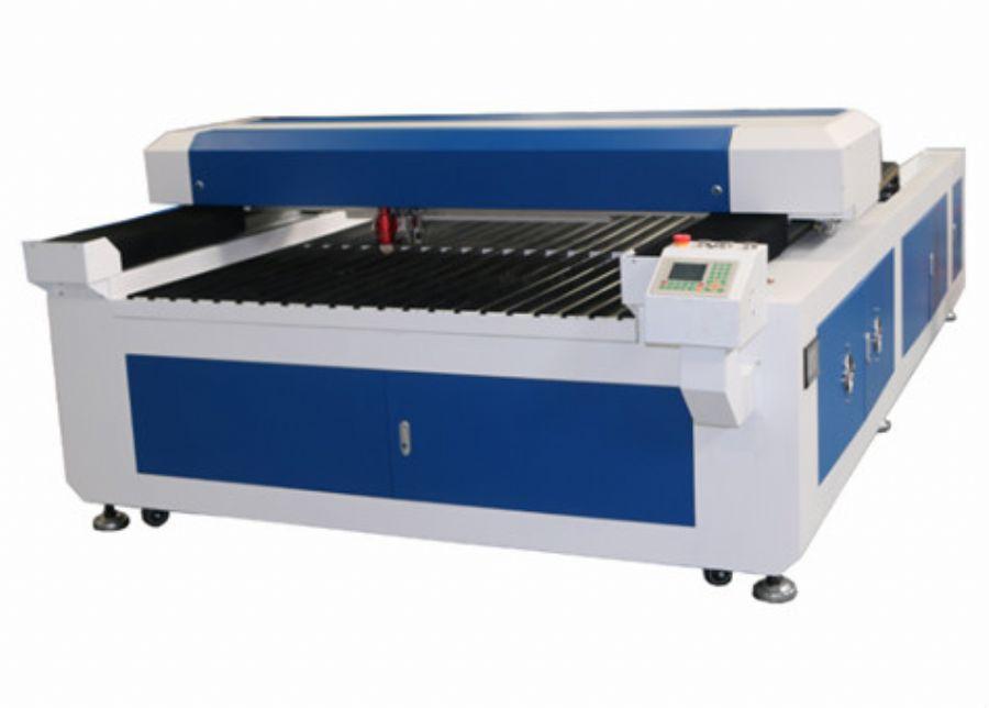 CO2 laser cutting ma