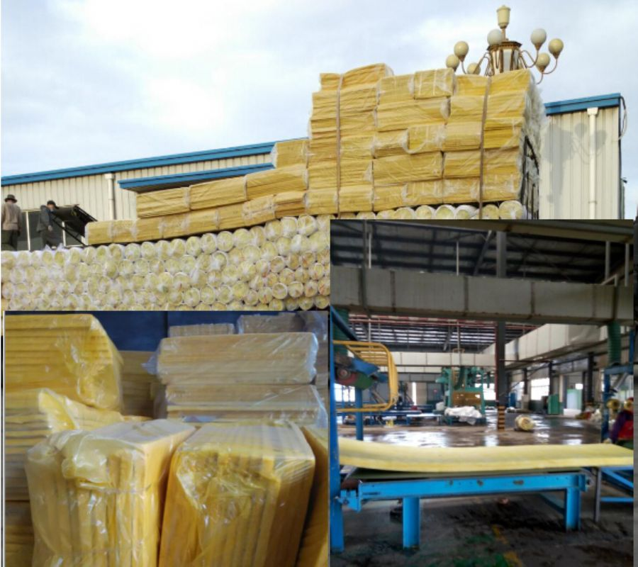 Glasswool Board, Tub