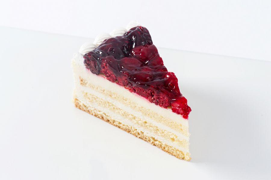 Orman Meyveli Pasta