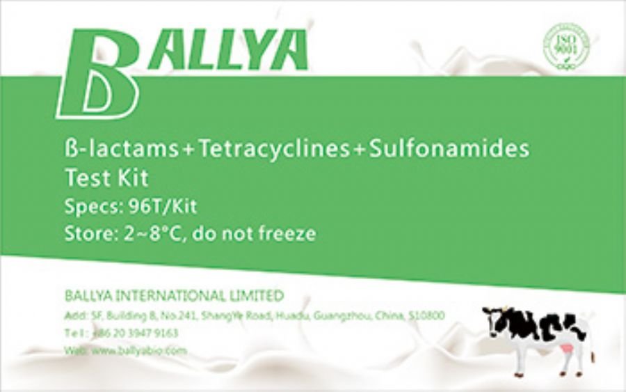ß_lactams+Tetracyclines+Sulfonamides_Test_Kit