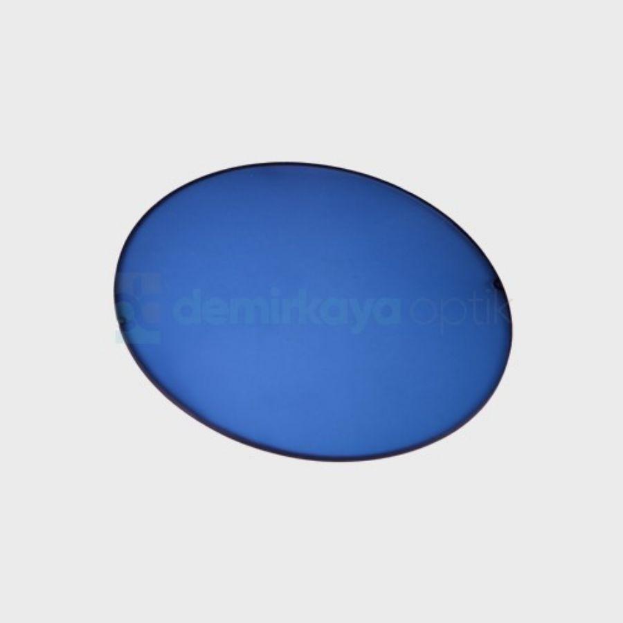 Flat Mavi Güneş Camı