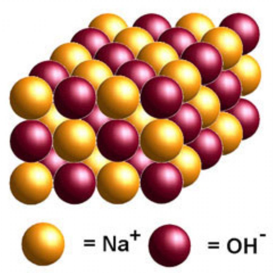 Kostik Sodyum Hidroksit