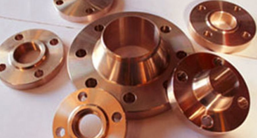 Copper Nickel 70/30 Flanges