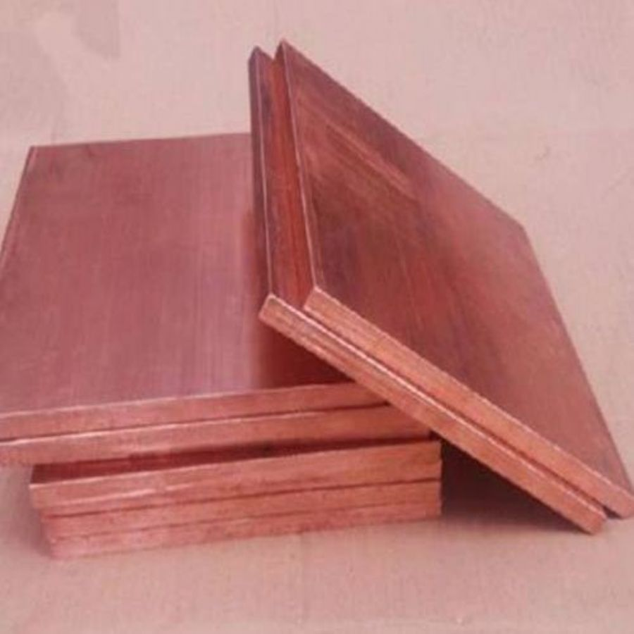 Copper Nickel Plates and Sheets