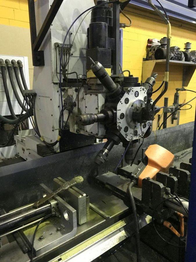 CNC Uzun Yataklı Pro