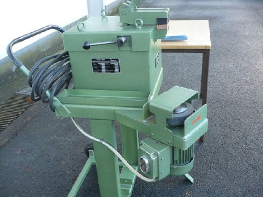 Flaş Alın Kaynak Makinesi