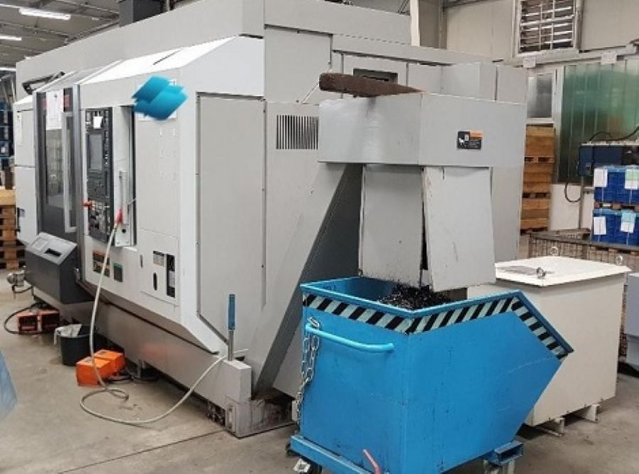 CNC Torna Freze Tezg