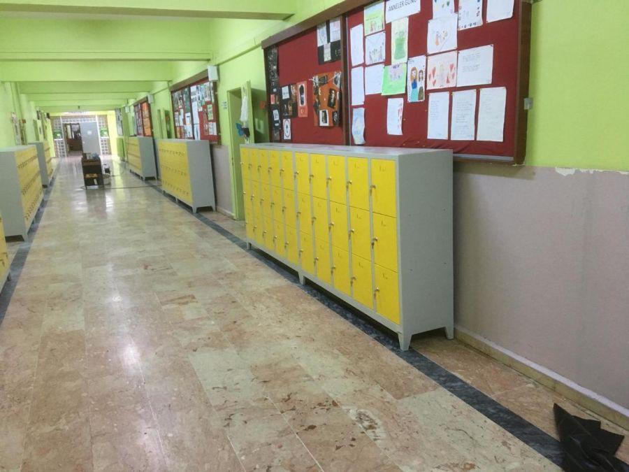 Okul Dolabı, Sınıf Dolabı ve Telefon Dolabı