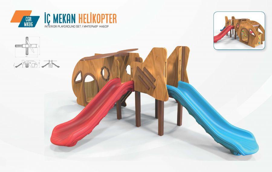 �� Mekan Helikopter