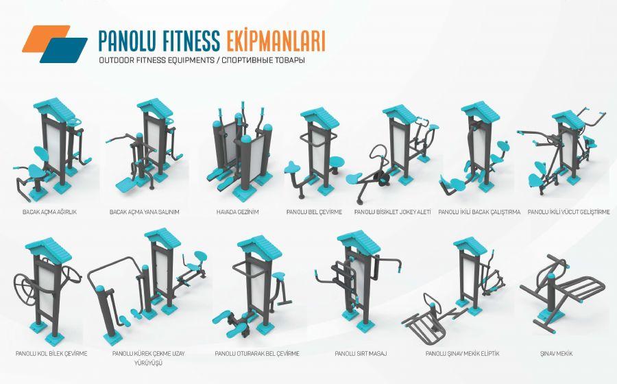 Panolu Fitness Aletl