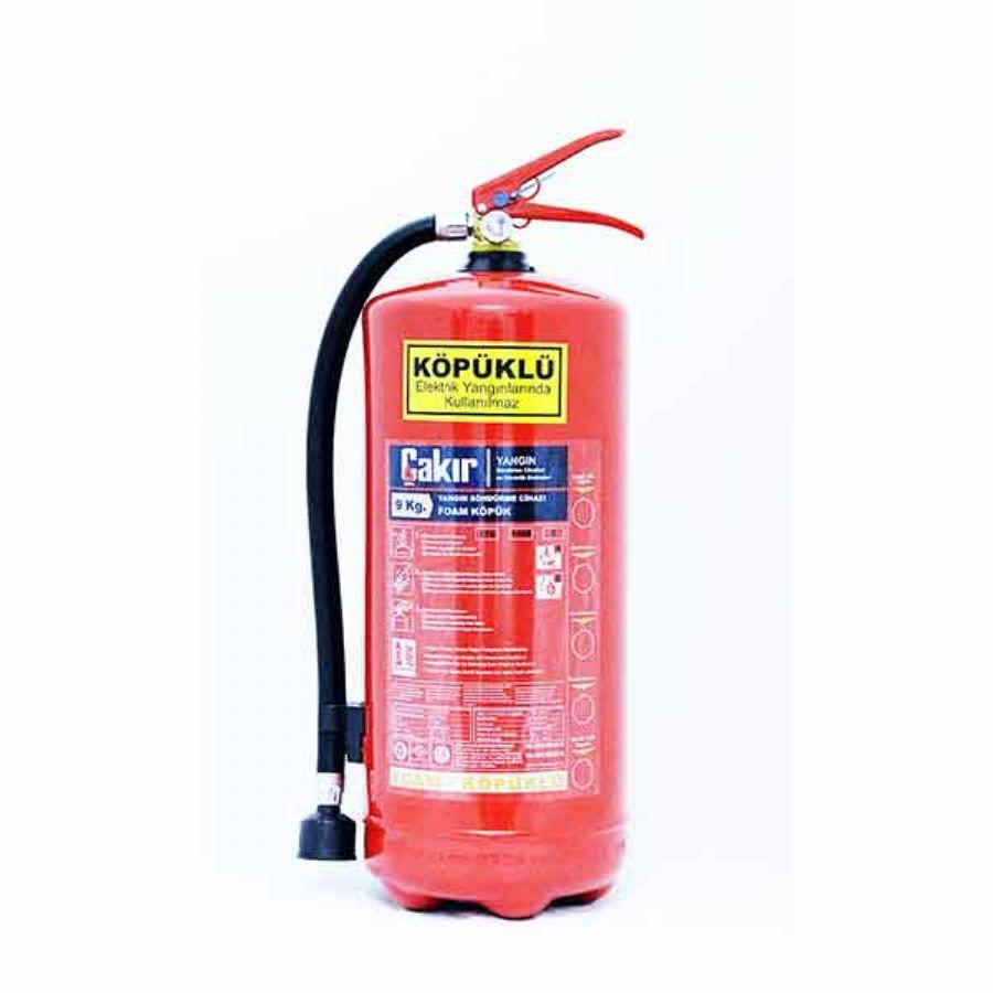 Yangın Söndürme Cihazları