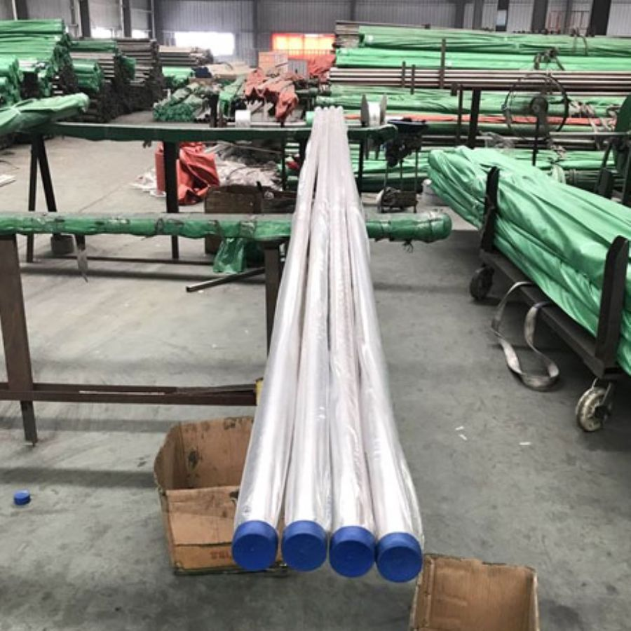 Stainless Steel Seam