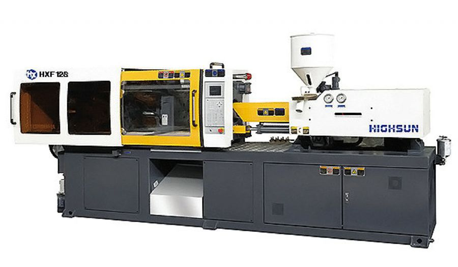 PVC_injection_molding_machine