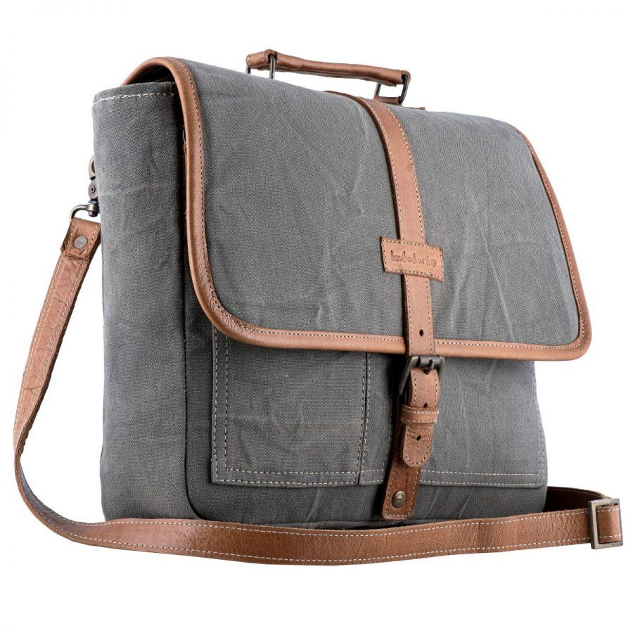 Laptop Bags Vintage Up-cycled Bags