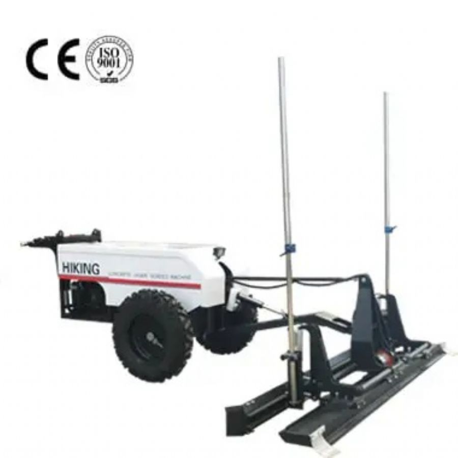 EV850-2T Lightweight laser screed