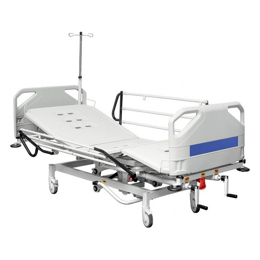 HYDRAULIC PATIENT BED