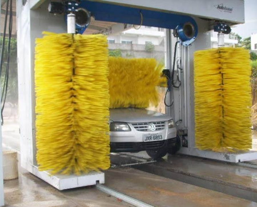 Foam Car Wash Brush