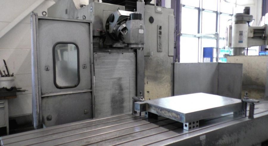 CNC Universal Bed Fr