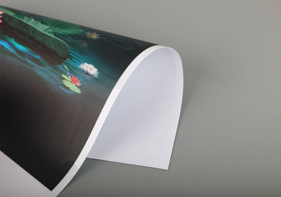 Clear Adhesive Vinyl