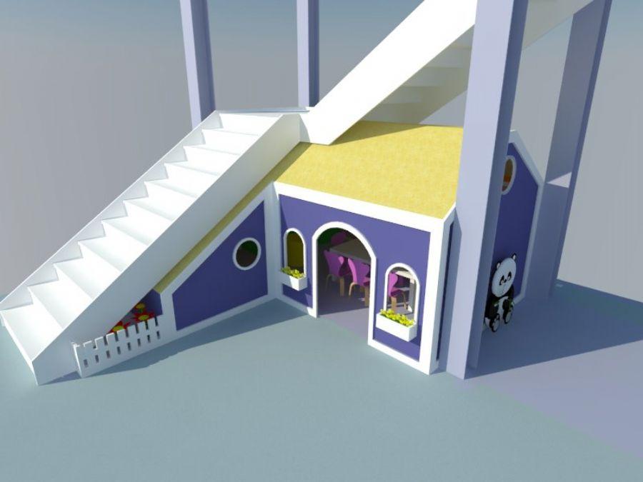 Merdiven Alt� Oyun E
