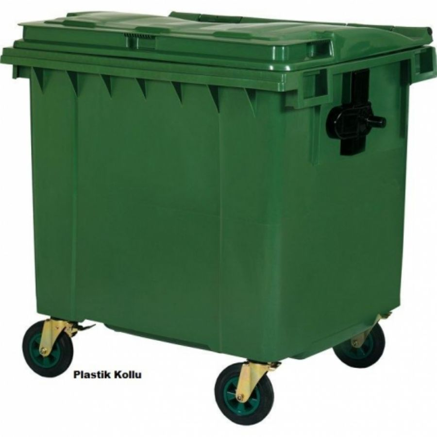Plastik Çöp Konteyne