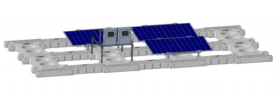Floating_Solar_Mounting_System