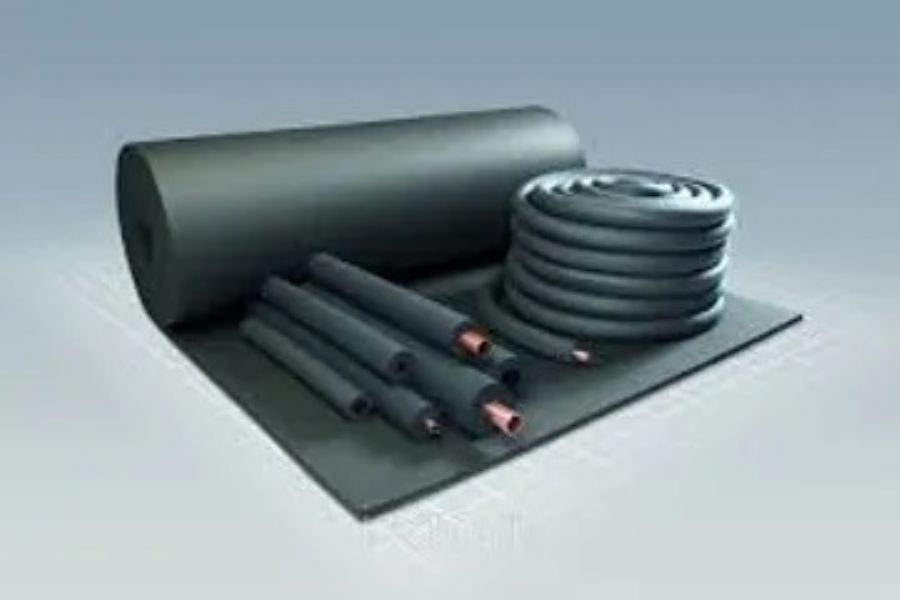 RUbber insulation ma