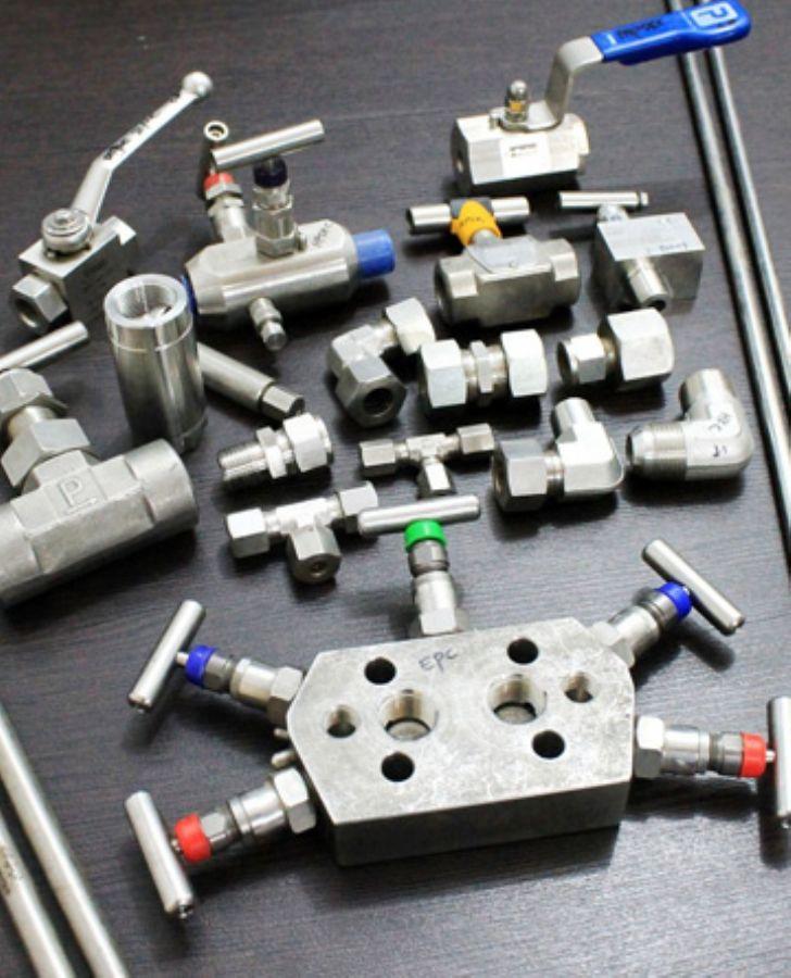 Stainless Steel Instrumentation Valves