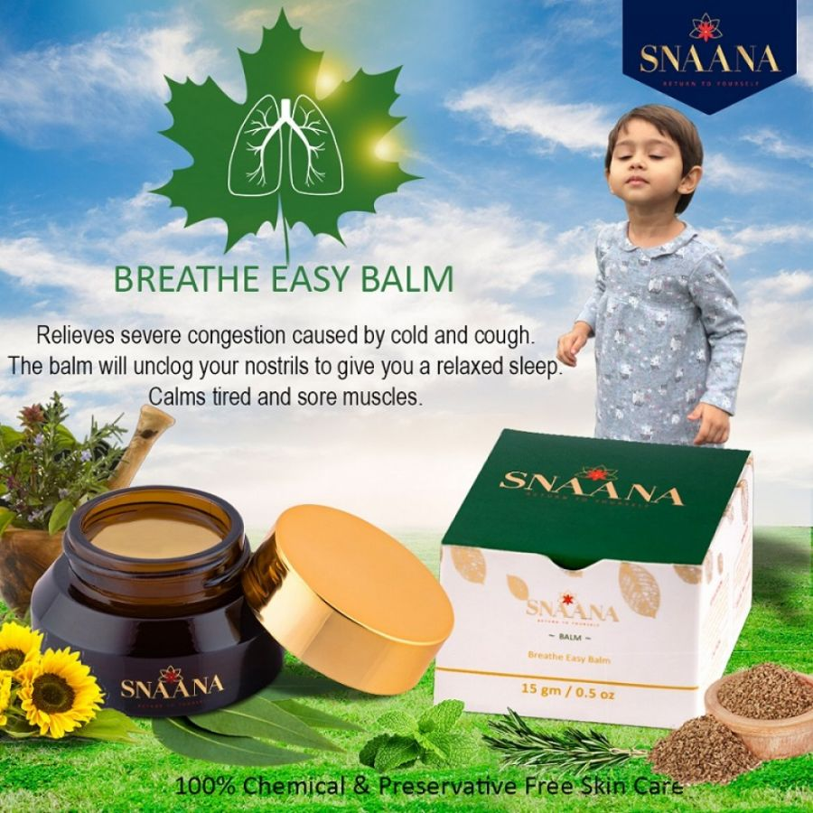 Breathe Easy Balm