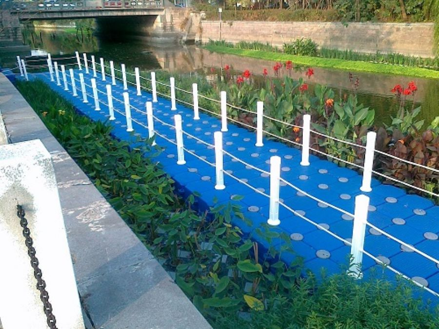 Floating Walkway