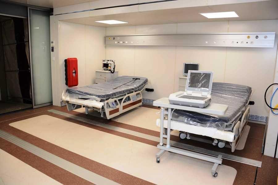Mobil Sahra Hastane