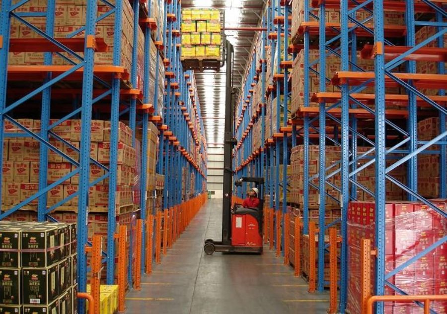 Pallet Racking Syste