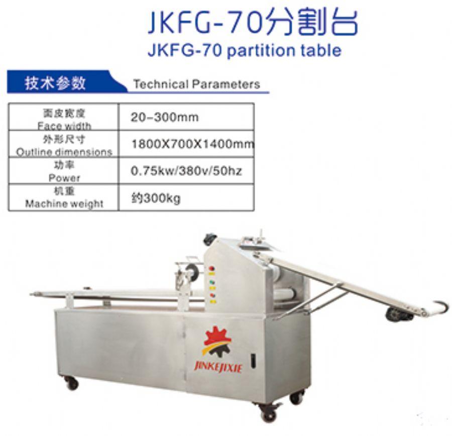 Flour Product Partio