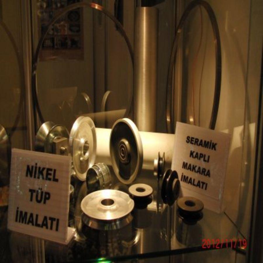 Nikel T�pler