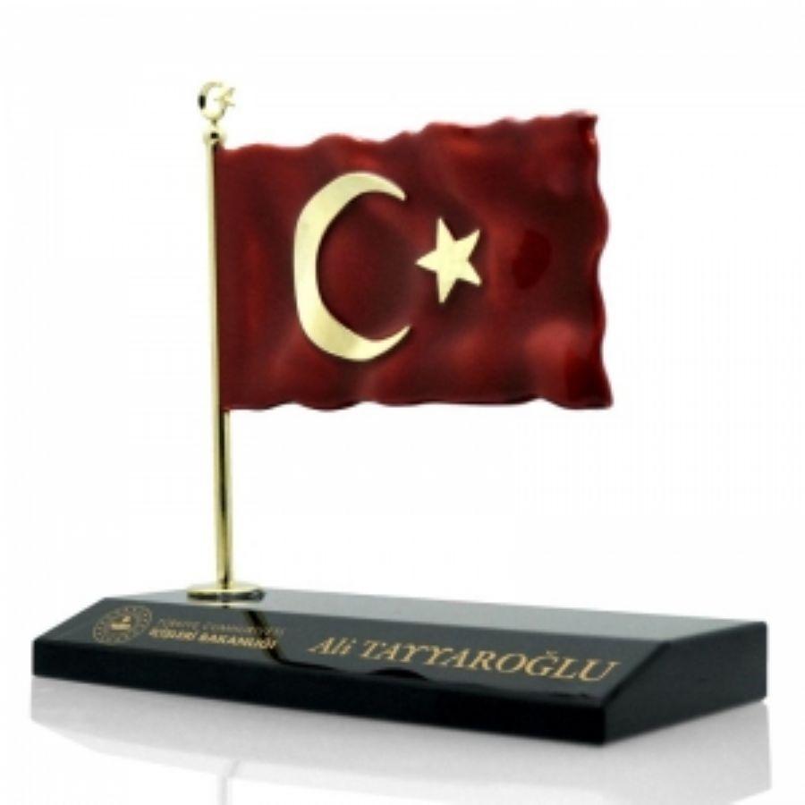 Türk Bayraklı Masa İ