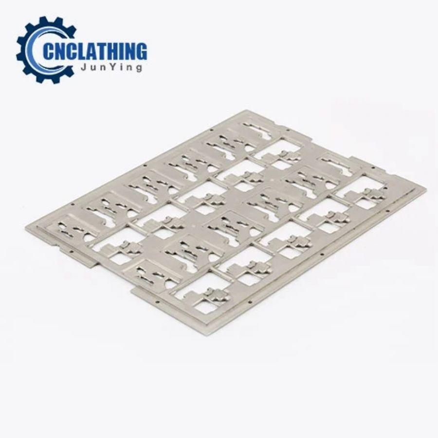 Custom CNC Titanium