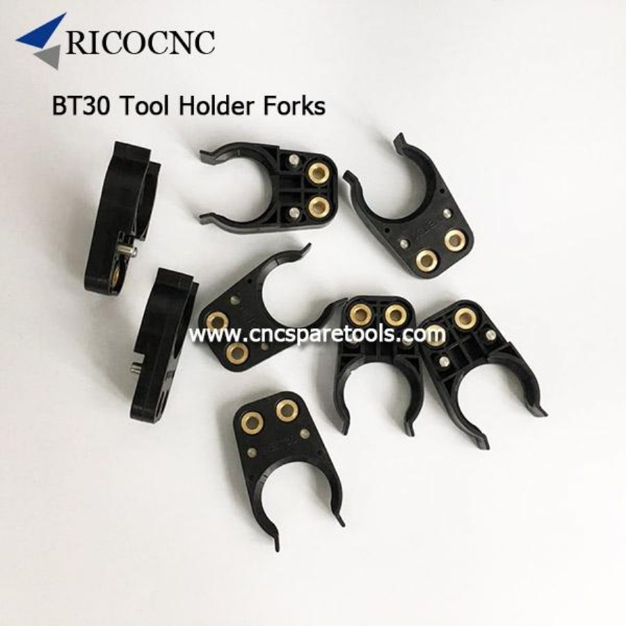 CNC Tool Fork Clips