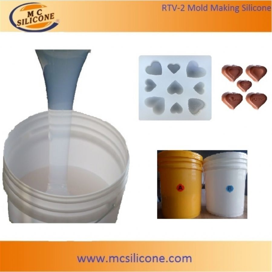 Platinum Cure Silicone Rubber