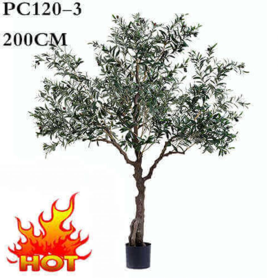 Artificial Olive Tre
